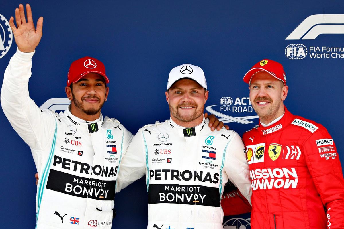 Đua xe công thức 1,Formula 1,China Grand Prix,Valtteri Bottas,Lewis Hamilton,Mercedes,F1