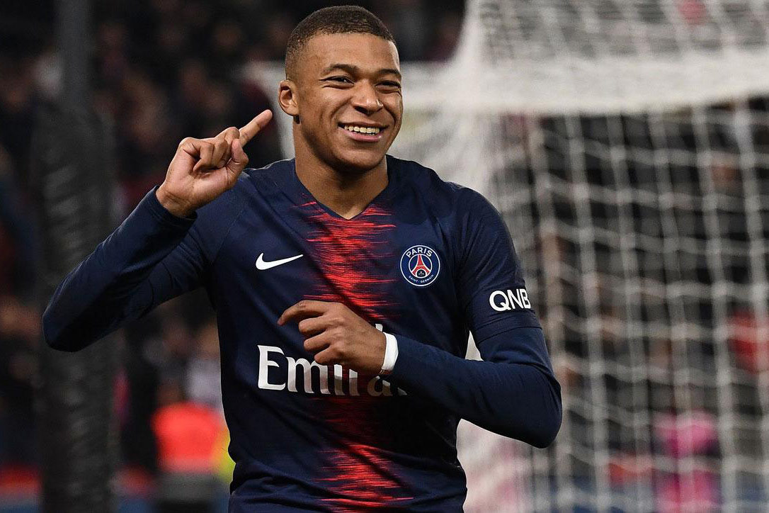 PSG,Kylian Mbappe,Real Madrid