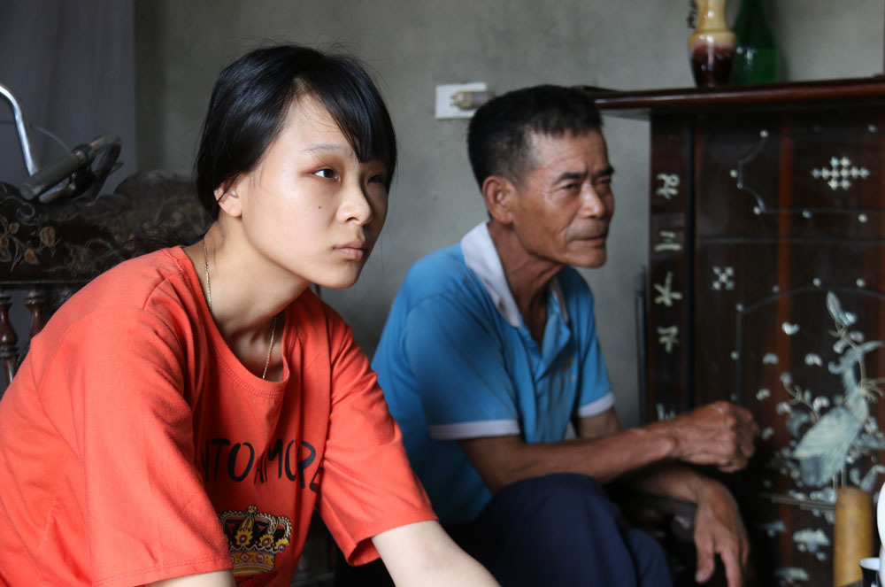 Hội chứng down,Hoàn cảnh khó khăn,Tai nạn lao động,Xuất khẩu lao động