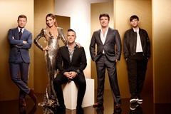 Bị từ chối tăng cát-xê, Robbie Williams và Ayda Field rời ghế nóng X Factor
