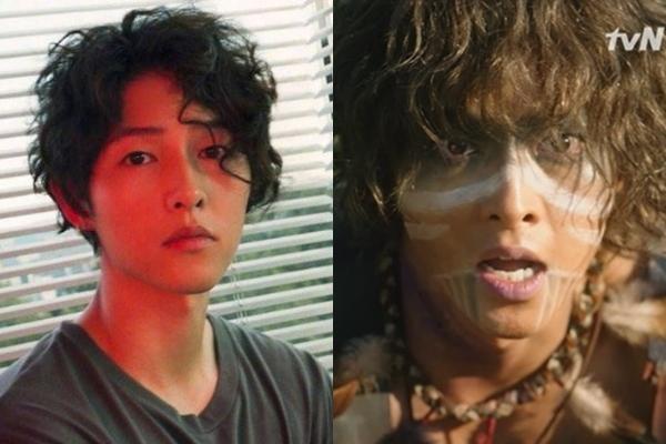 Sau tin đồn ngoại tình, Song Joong Ki tiếp tục làm fan choáng váng