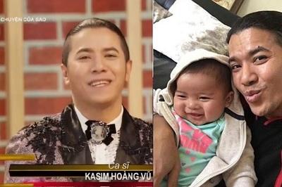 'Ông bố bỉm sữa' Kasim Hoàng Vũ: Tôi đỡ nóng tính hơn khi có con