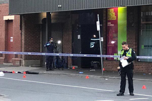 Xả súng đẫm máu bên ngoài hộp đêm ở Australia