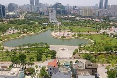 Chỉ đạo nóng vụ đề xuất lấy đất công viên làm bãi xe, trung tâm thương mại