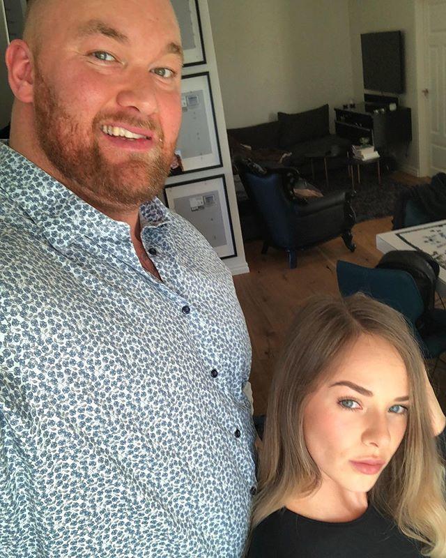 Game of Thrones,Hafþór Júlíus Björnsson,Kelsey Henson,sao Hollywood