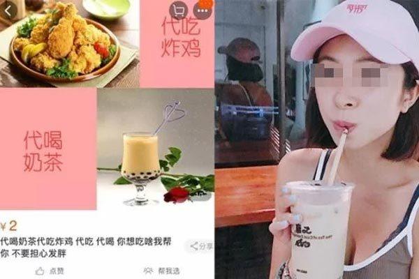 nghề lạ,ăn uống hộ,Trung Quốc