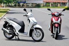 Giá xe máy tháng 4: Chênh cao nhất 17 triệu