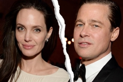 Angelina Jolie và Brad Pitt chính thức trở thành người độc thân
