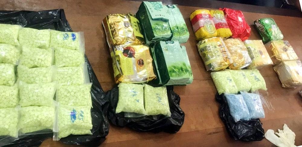 Chi tiết vụ bắt đường dây vận chuyển, mua bán 30kg ma túy
