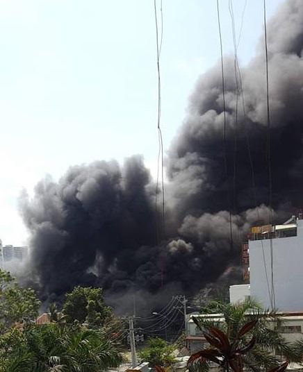 Hỏa Hoạn,Cháy Lớn,Sài Gòn