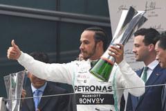 Hamilton độc diễn trong ngày lịch sử F1 ở Trung Quốc