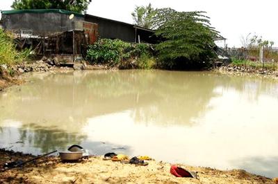 3 học sinh tiểu học chết đuối khi đi câu cá