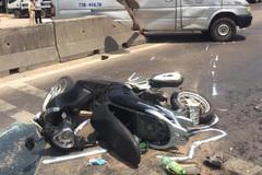 Bình Định: Va chạm với xe khách, người đàn ông chết thảm