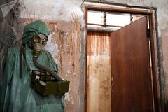 Khám phá căn hầm chuyên cất giữ các bí mật thời Liên Xô