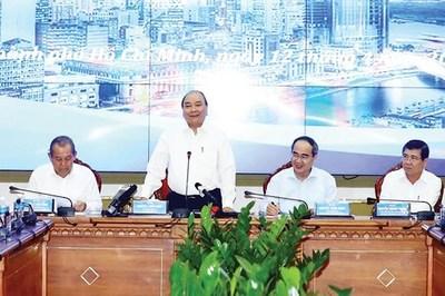 Thủ tướng: Chuyển nhà tái định cư sang thương mại phải đấu thầu