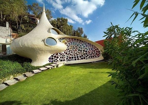 Những kỳ quan kiến trúc có hình thù quái dị nhất thế giới