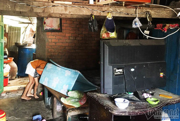 Xóm ngụ cư Sài Gòn: 'Con muốn đi học để được ăn cơm với cá'