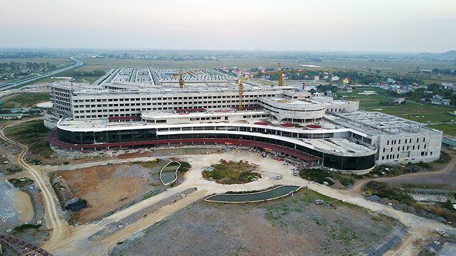 Bệnh viện Bạch Mai, Việt Đức cơ sở 2 chậm tiến độ 3 năm