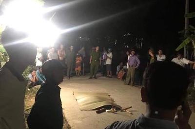 Quảng Trị: Người tâm thần đâm dao loạn xạ ở tiệc tân gia, 1 người chết