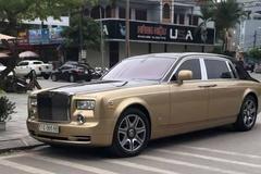 """Chiêm ngưỡng loạt Rolls-Royce Phantom biển """"khủng"""" tại Việt Nam"""