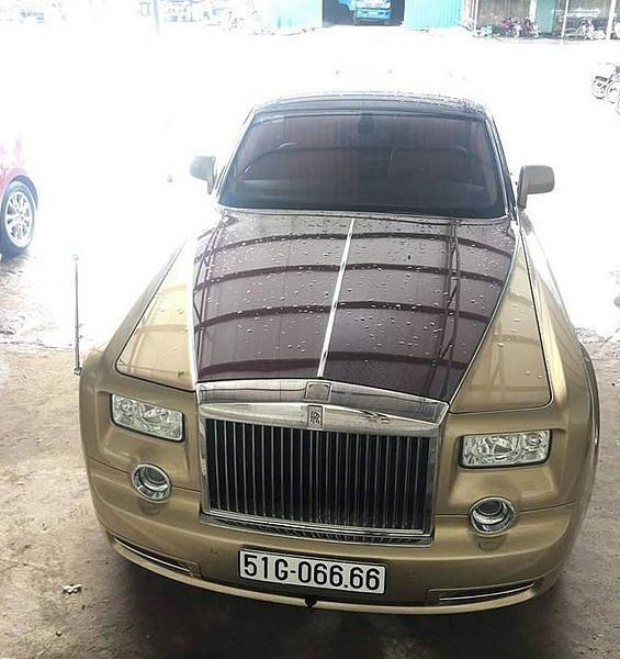 Chiêm ngưỡng loạt Rolls-Royce Phantom biển 'khủng' tại Việt Nam