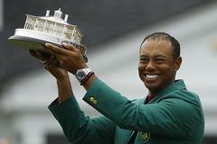 Tiger Woods xuất sắc đăng quang The Masters 2019