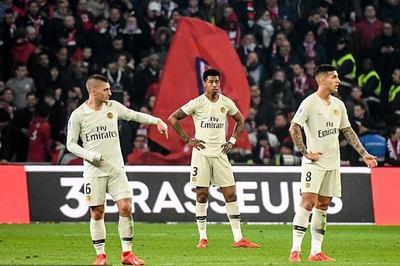 PSG thua trận không thể tin nổi, lùi ngày vô địch Ligue 1