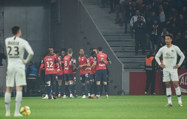 PSG,Lille,Mbappe