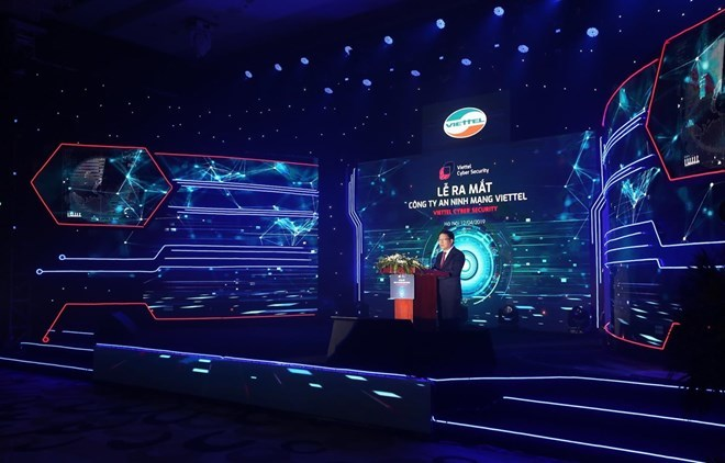 Viettel establishes cyber security company