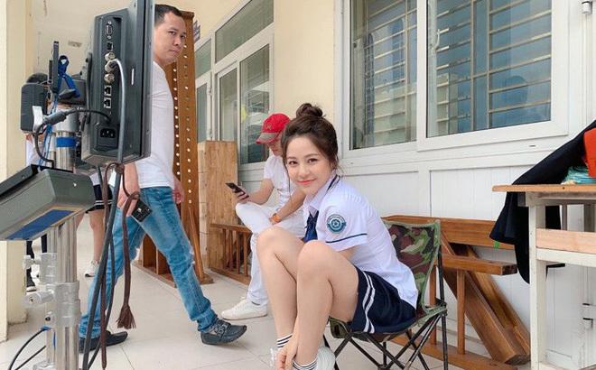 Hot girl Trâm Anh xin lỗi, đạo diễn phim 'Siêu quậy' chưa biết sẽ thế nào