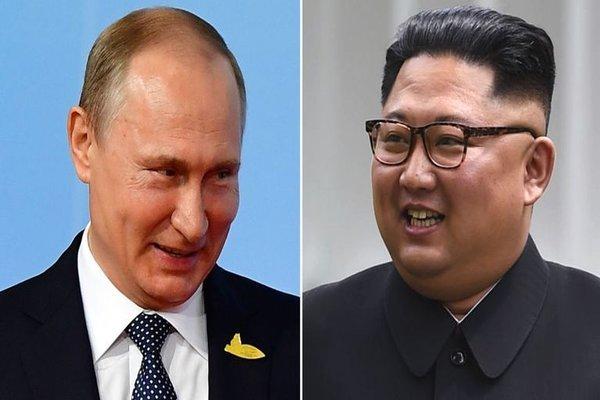 Kim Jong Un sắp đi Nga?