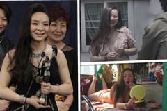 Nữ diễn viên không tên tuổi đạt giải ảnh hậu Kim Tượng nhờ vai cuồng dâm