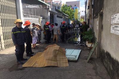 Bình Thuận: Cháy lớn, 1 người thiệt mạng