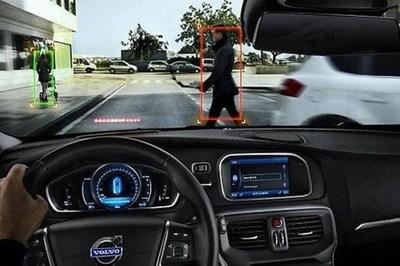 Ô tô không bao giờ bị va đụng sắp thành hiện thực