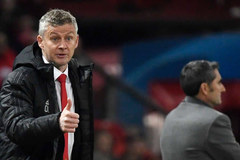 MU tái đấu Barca: Solskjaer chỉ trích UEFA