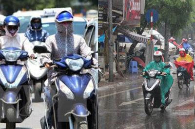 Dự báo thời tiết 16/4: Hà Nội mưa dông, Sài Gòn nắng nóng