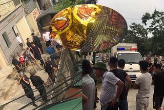 Cảnh sát bắt 4 người cùng xe tải chở 600kg ma túy ở Nghệ An
