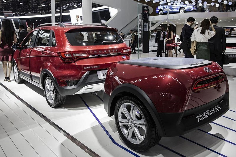ô tô Trung Quốc,ô tô điện,xe điện