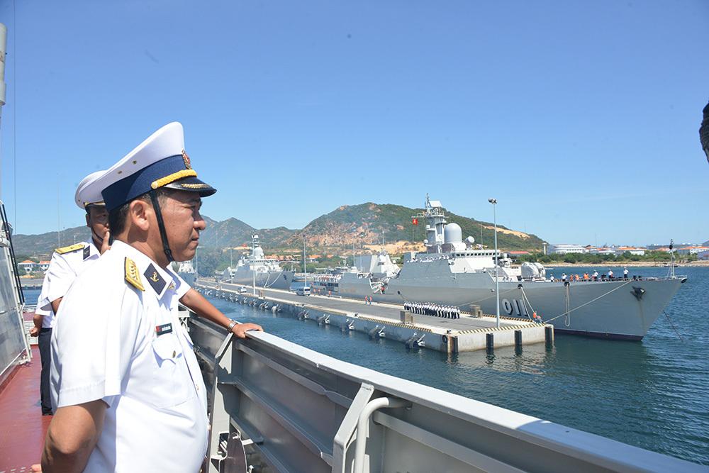 tàu hộ vệ,tàu hộ vệ tên lửa,Bộ Quốc phòng