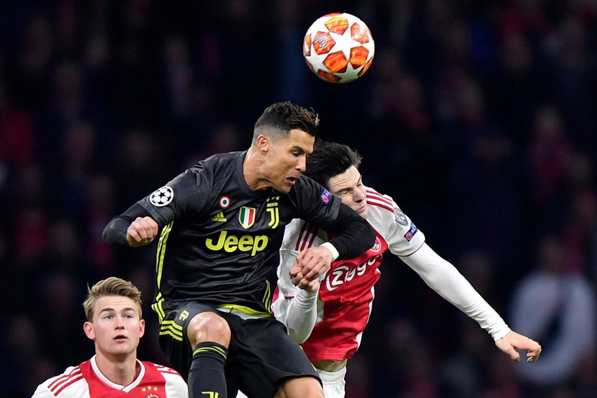 Juventus,Ajax,Juventus vs Ajax,Cristiano Ronaldo,Cúp C1