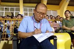 Tuyển Việt Nam tập trung: Những trăn trở của thầy Park
