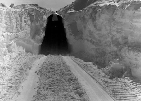 Bí mật căn cứ tên lửa hạt nhân ngầm của Mỹ ở Bắc cực