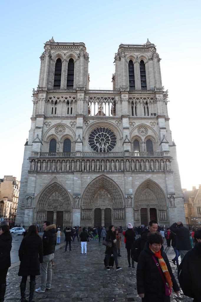 hoả hoạn,Nhà thờ Đức Bà Paris,cháy Nhà thờ Đức Bà