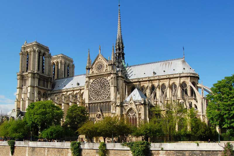 Nhà thờ Đức bà Paris,Notre Dame,hỏa hoạn
