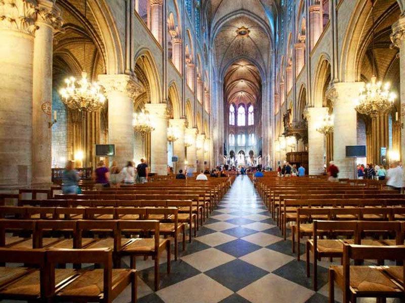 Nhà thờ Đức Bà Paris, Paris, Pháp
