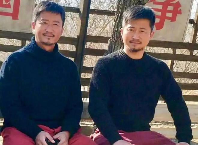 Diễn viên đóng thế Ngô Kinh và Củng Lợi bất ngờ hot vì giống bản chính