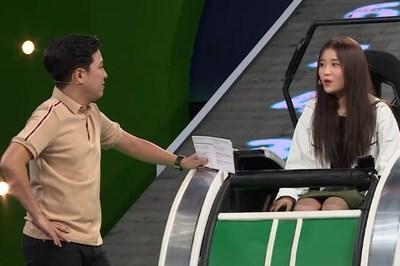 """Ca sĩ 10X Hàn Quốc xin lỗi sau khi bị chê làm lố tại gameshow """"Nhanh như chớp"""""""