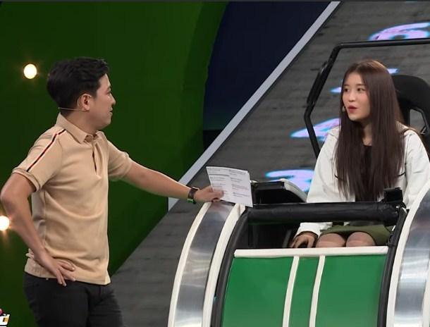 Ca sĩ 10X Hàn Quốc xin lỗi sau khi bị chê làm lố tại gameshow 'Nhanh như chớp'