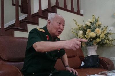 Trung tướng Nguyễn Ân từ trần