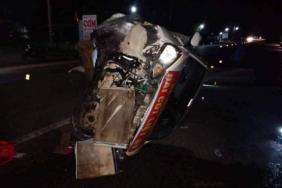 tai nạn giao thông,Hà Tĩnh